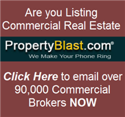 Email 90,000 Commercial Brokers Now